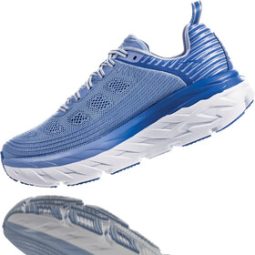 Hoka One One Bondi 6 Running Shoes Dame serenity/palace blue